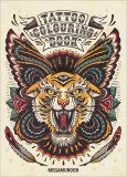 Tattoo Colouring Book - Libro
