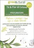 Tè & Fior di Cotone - Profumatore per Armadi, Cassetti e Piccoli Ambienti