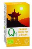 Qi - Tè Verde con Zenzero