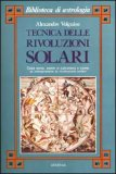 Tecnica delle Rivoluzioni Solari