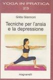 Tecniche per L'ansia e la Depressione - Libro
