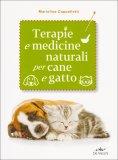Terapie e Medicine Naturali per Cane e Gatto - Libro