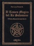 IL TESORO MAGICO DEL RE SALOMONE L'antico manoscritto degli spiriti di Pier Luca Pierini R.