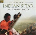 The Art of the Indian Sitar — CD