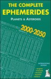 The Complete Ephemerides 2000-2050