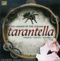 The Legend of the Italian Tarantella  — CD