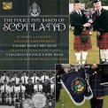 The Police Pipe Bands Of Scotland  - CD