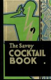 The Savoy Cocktail Book - Libro