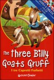 The Three Billy Goats Gruff + CD Audio — Libro