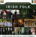 The Ultimate Guide to Irish Folk  - CD