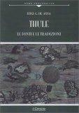 Thule - Le Fonti e le Tradizioni — Libro