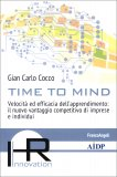 Time to Mind — Libro