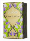 Tisana alla liquirizia - Three Licorice - 20 Bustine