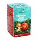 TISANA DELL'AVVENTO - 24 INFUSI 24 differenti tipi di infusi e tè, uno per ogni giorno del Calendario dell'Avvento