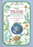 Tisane, Infusi, Decotti e Oli Essenziali — Libro