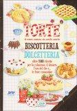 Torte Biscotteria Pasticceria  - Libro