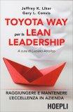 Toyota Way per la Lean Leadership