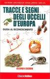 Tracce e Segni degli Uccelli d'Europa — Libro
