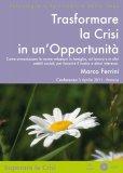 Trasformare la Crisi in un'Opportunità — Audiolibro CD Mp3