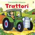 Trattori - Libro Tattile - Libro