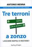 Tre Terroni a Zonzo  - Libro