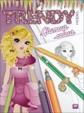 Trendy Model - Glamour Colour  - Libro