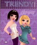 Trendy Model - Glamour  - Libro