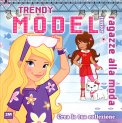 Trendy Model Junior - Azzurro  - Libro