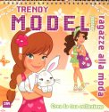Trendy Model Junior - Giallo  - Libro