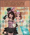 Trendy Model Masked Ball  - Libro