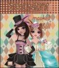 Trendy Model Masked Ball