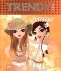 Trendy Model - Summer  - Libro