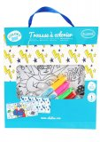 Trousse da Colorare Supereroi
