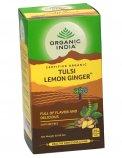 Tulsi Lemond Ginger - Tisana Tulsi, Limone e Zenzero