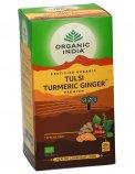 Tulsi Turmeric Ginger - Tisana con Zenzero e Curcuma