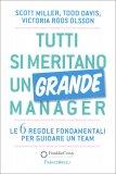 Tutti si Meritano un Grande Manager — Libro