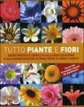 Tutto Piante e Fiori - Tre Volumi + DVD