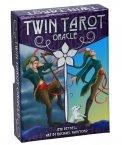 Twin Tarot Oracle - Cofanetto — Carte
