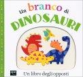 Un Branco di Dinosauri - Libro