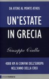 Un'estate in Grecia  - Libro