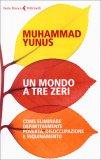 Un Mondo a Tre Zeri - Libro