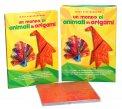 Un Mondo di Animali in Origami - Libro + 20 Modelli - Cofanetto