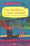 Una Bambina e Tanti Animali  — Libro