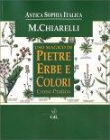 Uso magico di Pietre Erbe e Colori — Libro