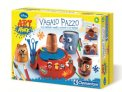Vasaio Pazzo - Kit  per creare vasi in terracotta