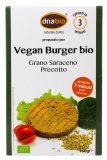 Vegan Burger Bio - Grano Saraceno Precotto