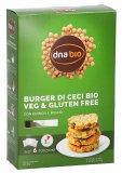 Vegan Burger Bio - Quinoa e Ceci