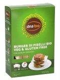 Vegan Burger Bio - Piselli, Saraceno e Quinoa