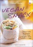 Vegan Snack — Libro