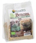 Vegburger con Canapa e Semi Misti Bio